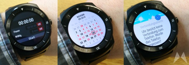 Wearable Software