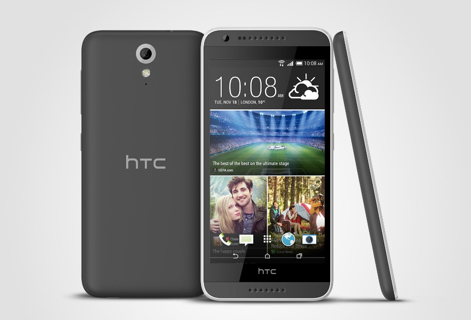 HTC Desire 620 ... Galaxy S5 Sprint Model