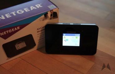 Netgear LTE Hotspot