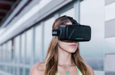 Oculus Rift Header