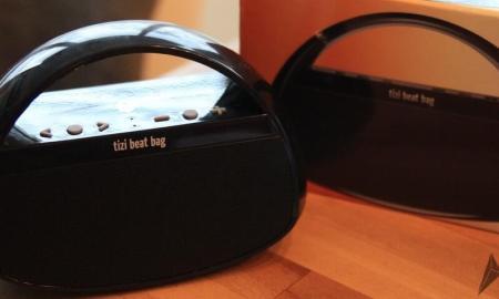 tizi Beat Bag Header