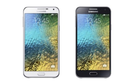 Samsung Galaxy E5 E7 Header