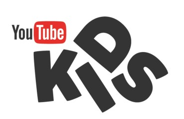 YouTube Kids Logo Header