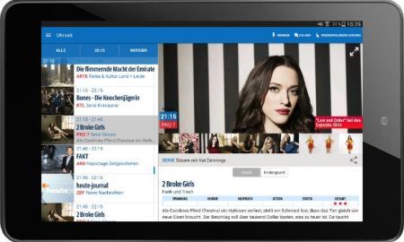 live tv 2