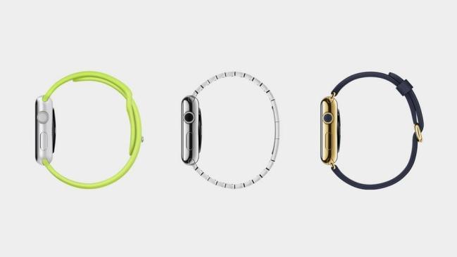 Apple Watch Auswahl
