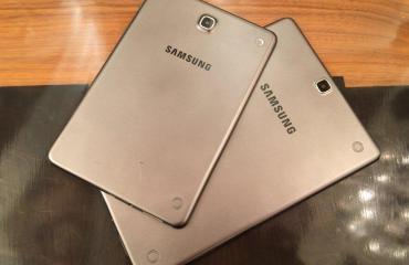 Galaxy Tab A Bilder 1