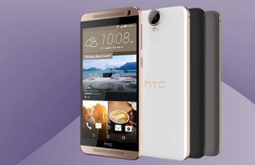 HTC One E9 Plus 01