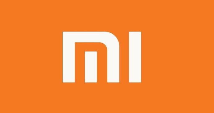 Xiaomi Mi Logo Header