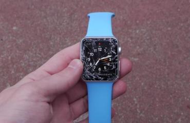 Apple Watch Droptest