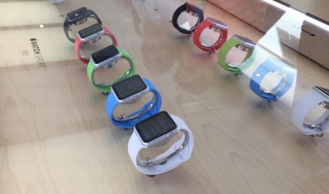 Apple Watch Modelle