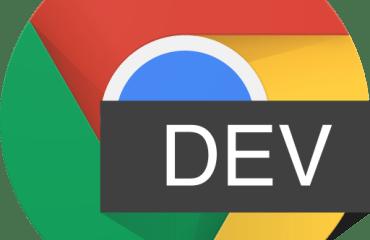Chrome Icon dev