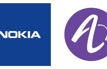 Nokia Alcatel Lucent Logo header