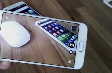 HTC Kamera auf dem Galaxy S6