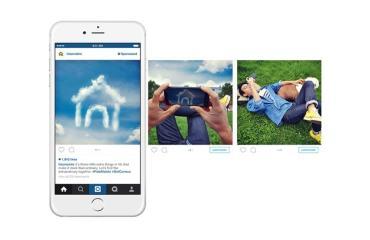 Instagram Werbung