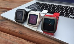 Pebble Time Header