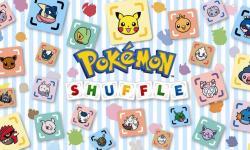 Pokemon Shuffle Header