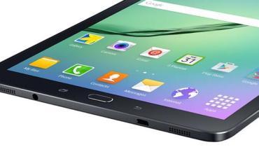 Galaxy Tab S2 Android Samsung Header