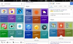 google-mobil-app-layout-kachel