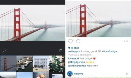 instagram bildformat