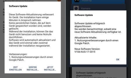 LG G4 Update V10d