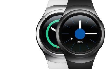 Samsung Gear S2 Header
