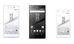 Sony Xperia Z5 Header