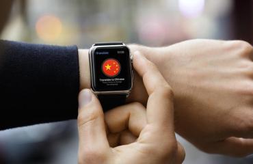 iTranslate Apple Watch
