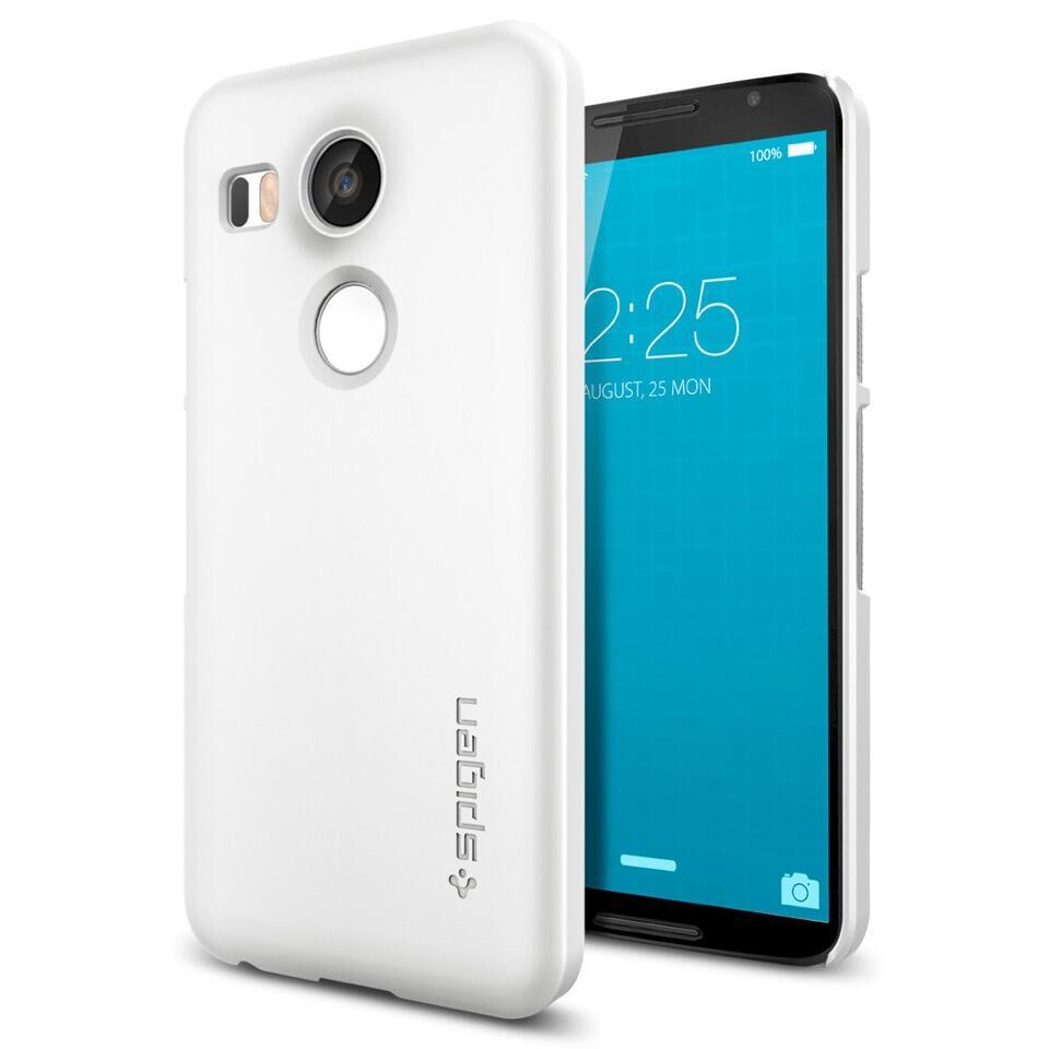 Google Nexus 5X offiziell vorgestellt