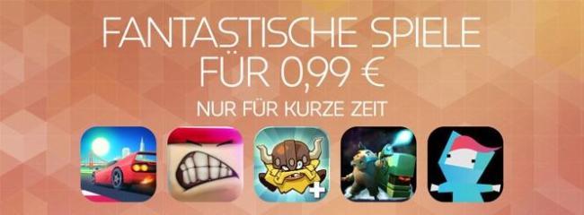 App Store Aktion
