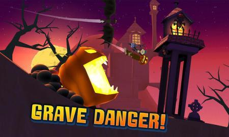 ski safari 2 halloween