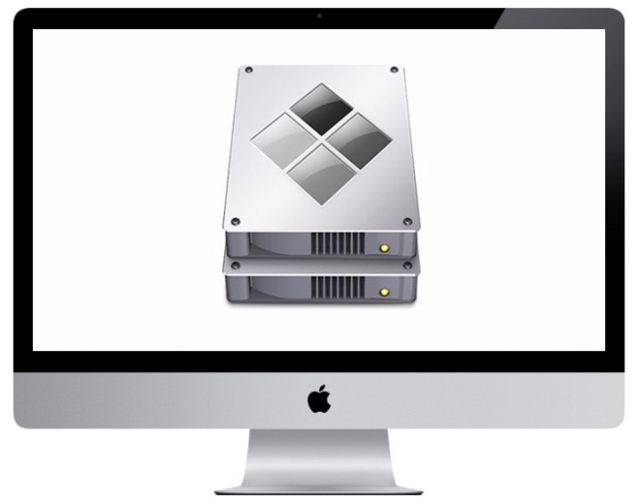 Apple iMac Boot Camp