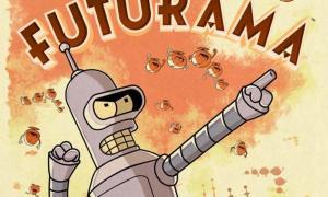 Futurama Spiel Beitrag