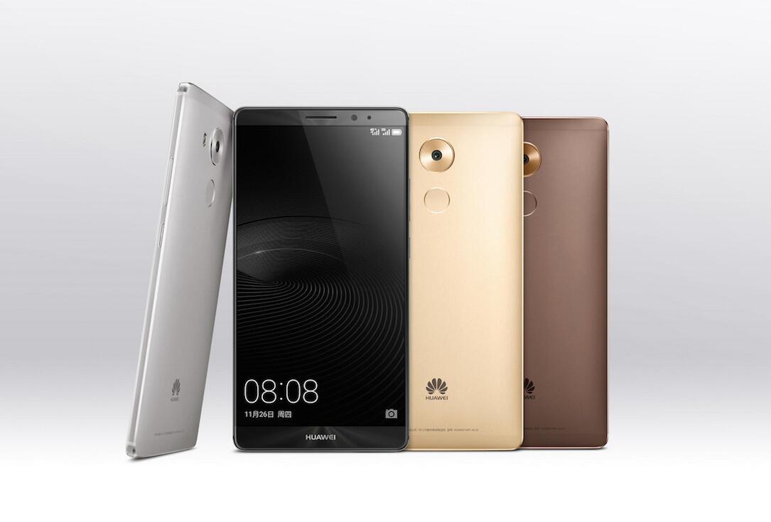 Huawei Mate 8 Header