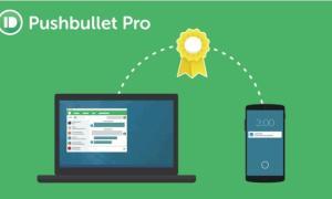 Pushbullet Pro