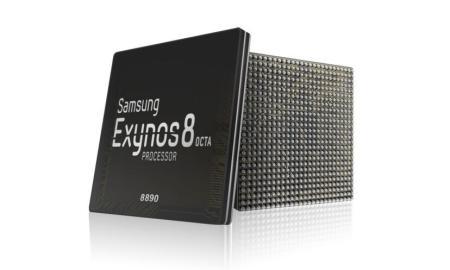 Samsung Exynos 8 Header
