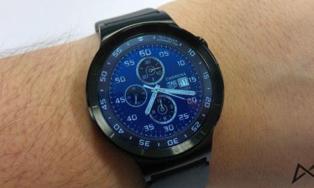 Tag Heuer Carrera Watchmaker Huawei Watch