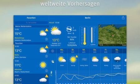 weatherpro neu