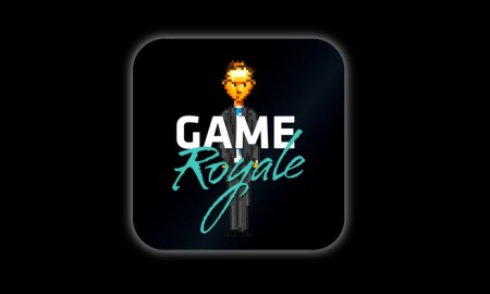 Game Royale Logo Header