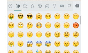 whatsapp new emojis