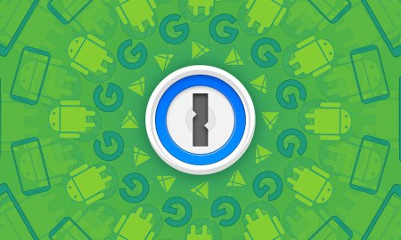 1Password Android Header
