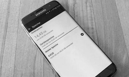 Adoptable Storage Samsung Galaxy S7 edge