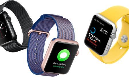 Apple Watch 2016 Header