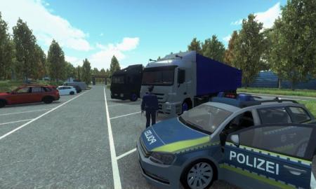 Autobahnpolizei-Simulator ios