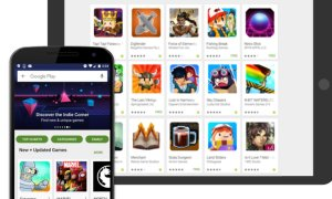 Google Play Indie Corner