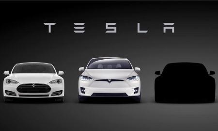 Tesla Model 3 Event