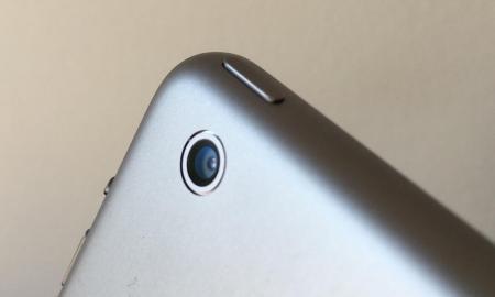 iPad Air Kamera Header