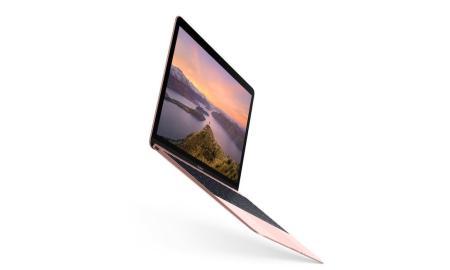 MacBook Rosa Header