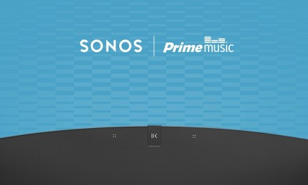 Sonos Amazon Prime Musik Header