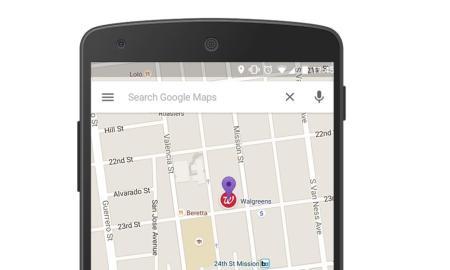 Googlr Maps Logos Header