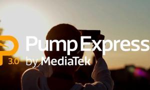 Pump Express 3 MediaTek